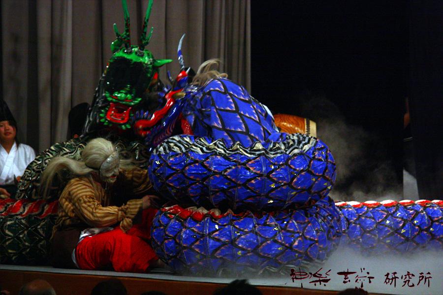 山王神楽団 八岐大蛇