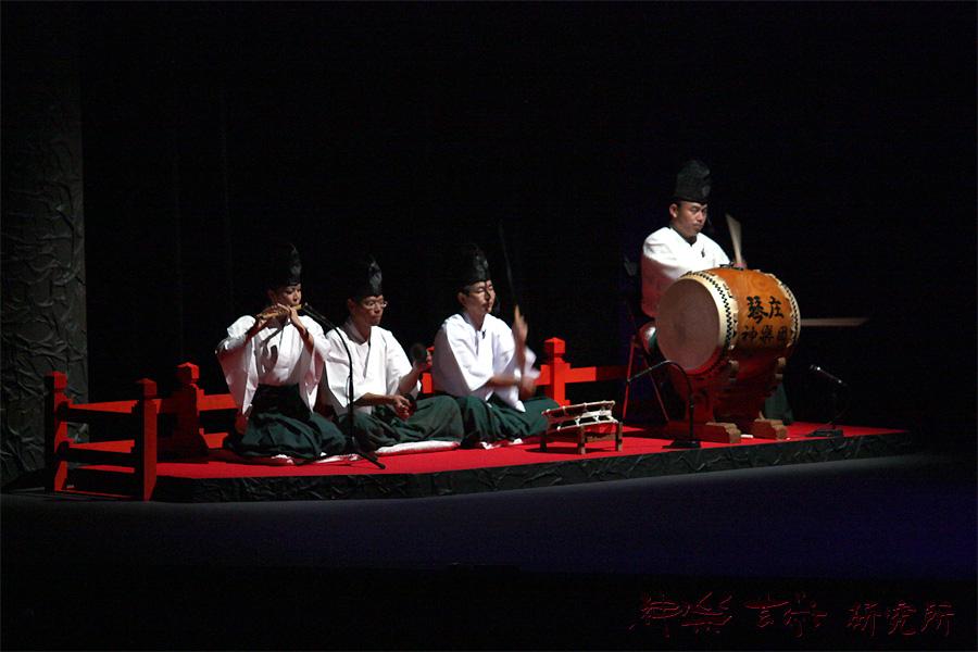 琴庄神楽団 厳島