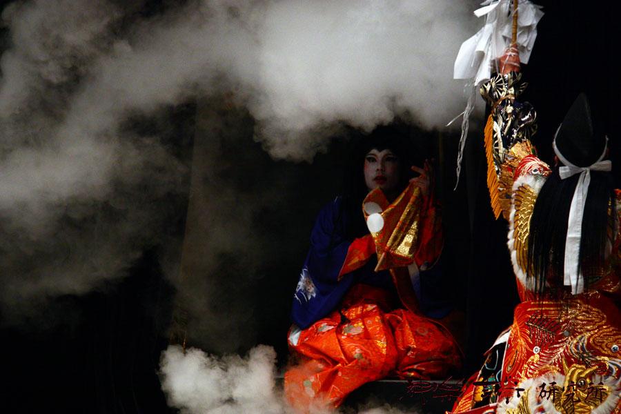 下五原神楽団 滝夜叉
