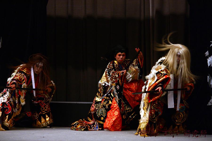 高井神楽団 滝夜叉姫