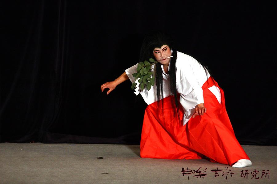 東山神楽団 滝夜叉姫