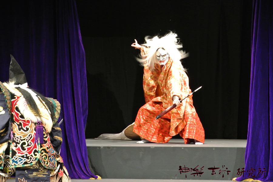中川戸神楽団 茨木