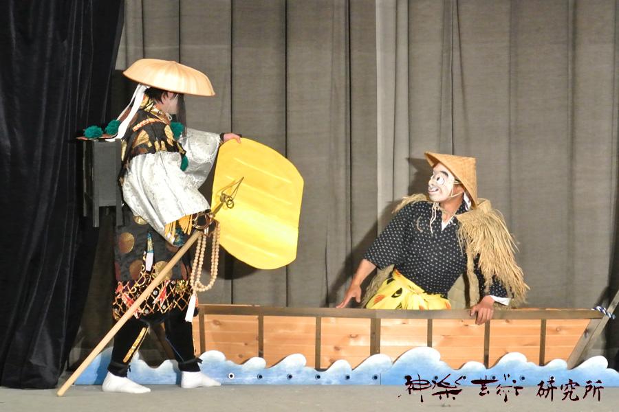 大塚神楽団 道成寺