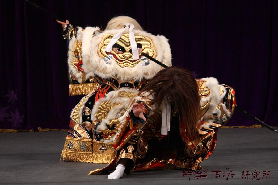 琴庄神楽団 滝夜叉姫