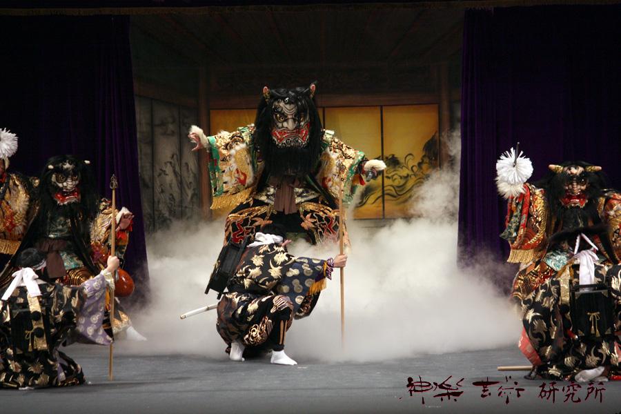 宮乃木神楽団 大江山