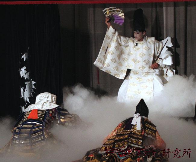 琴庄神楽団 奥州平泉