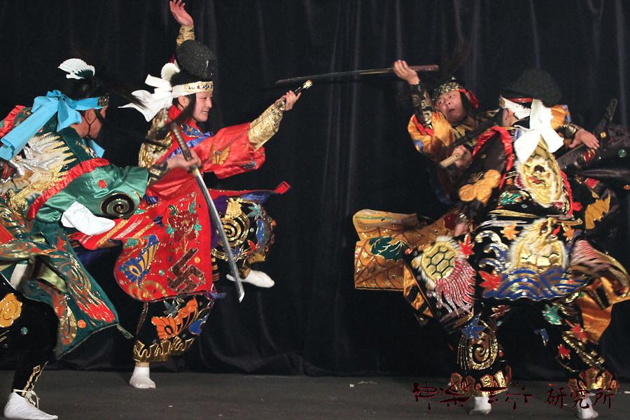 後野神楽社中 日本武尊