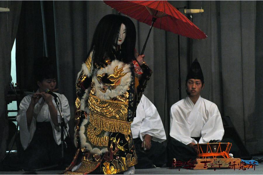 山王神楽団 羅生門